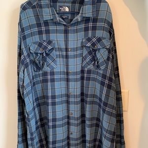 Other - North Face Flannel
